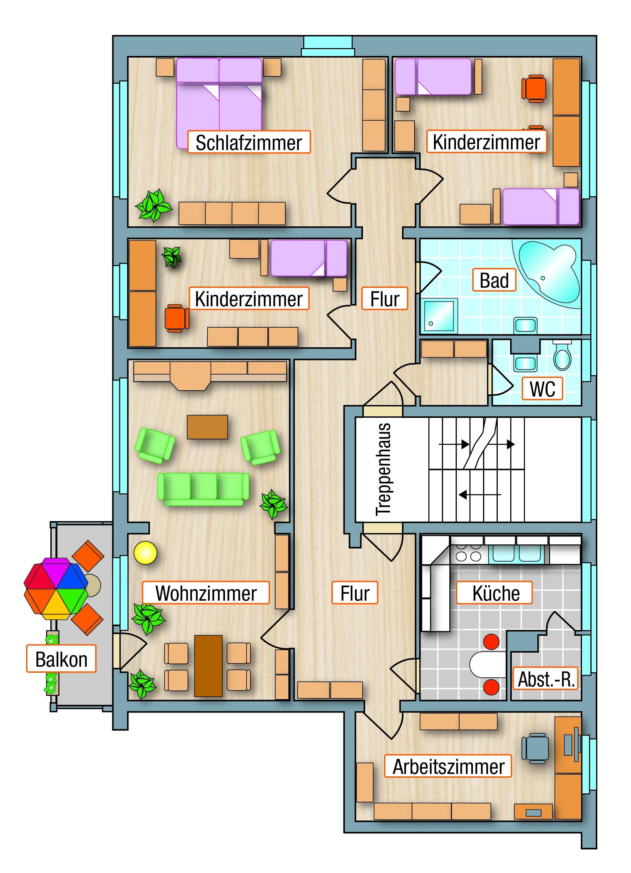 wir bauen ihren wunschgrundriss in chemnitz gro e. Black Bedroom Furniture Sets. Home Design Ideas